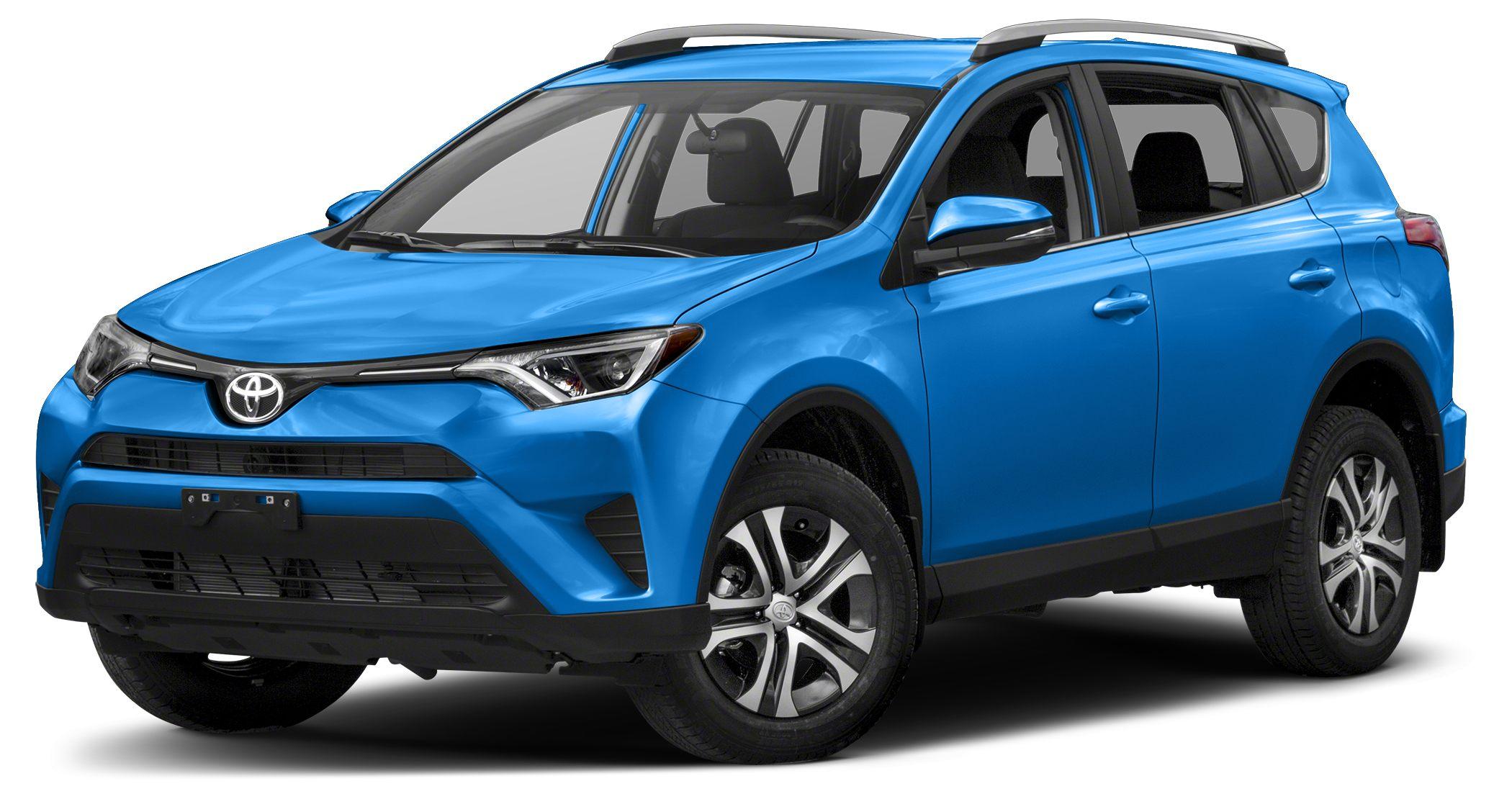 2018 Toyota RAV4  Miles 11Color Electric Storm Blue Stock TT4928 VIN JTMZFREV3JJ161338
