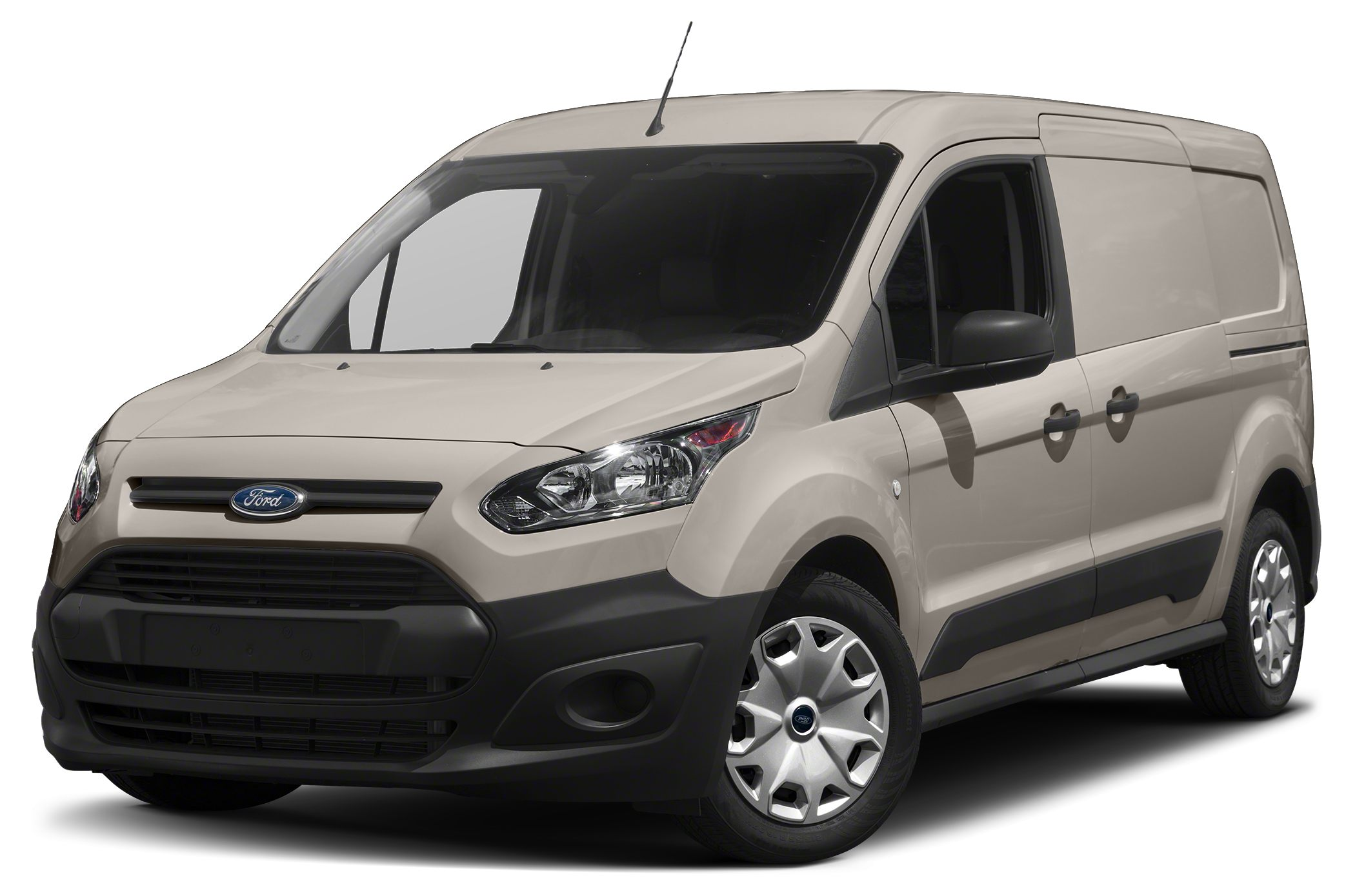 2017 Ford Transit Connect XL Silver Metallic 2017 Ford Transit Connect XL FWD 6-Speed Automatic 2