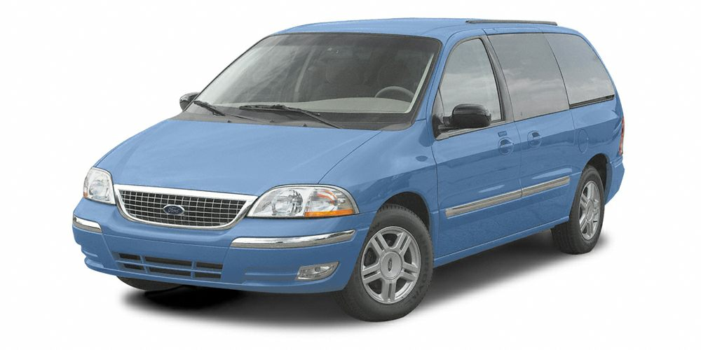 2003 Ford Windstar Base Miles 124398Color Light Sapphire Blue Clearcoat Metallic Stock 160311A