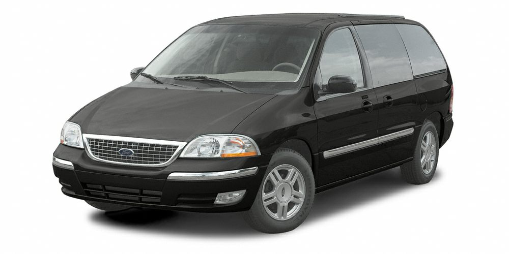 2003 Ford Windstar Limited PRE AUCTION SPECIAL LOADED HEATED LEATHER REAR ENTERTA