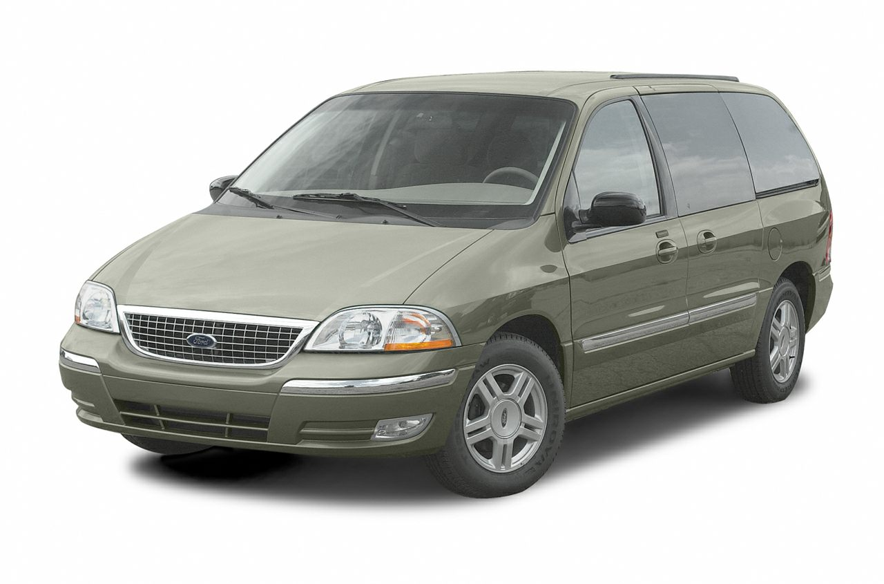 2003 Ford Windstar SE  WHEN IT COMES TO EXCELLENCE IN USED CAR SALESYOU KNOW YOURE AT STAR A