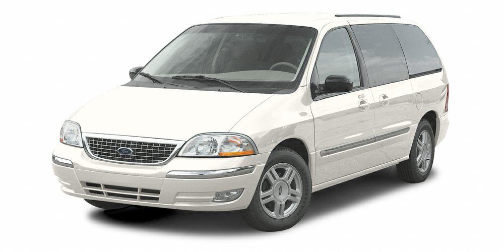 2003 Ford Windstar SE Miles 241193Color White Stock 16220A VIN 2FMZA52453BA97776