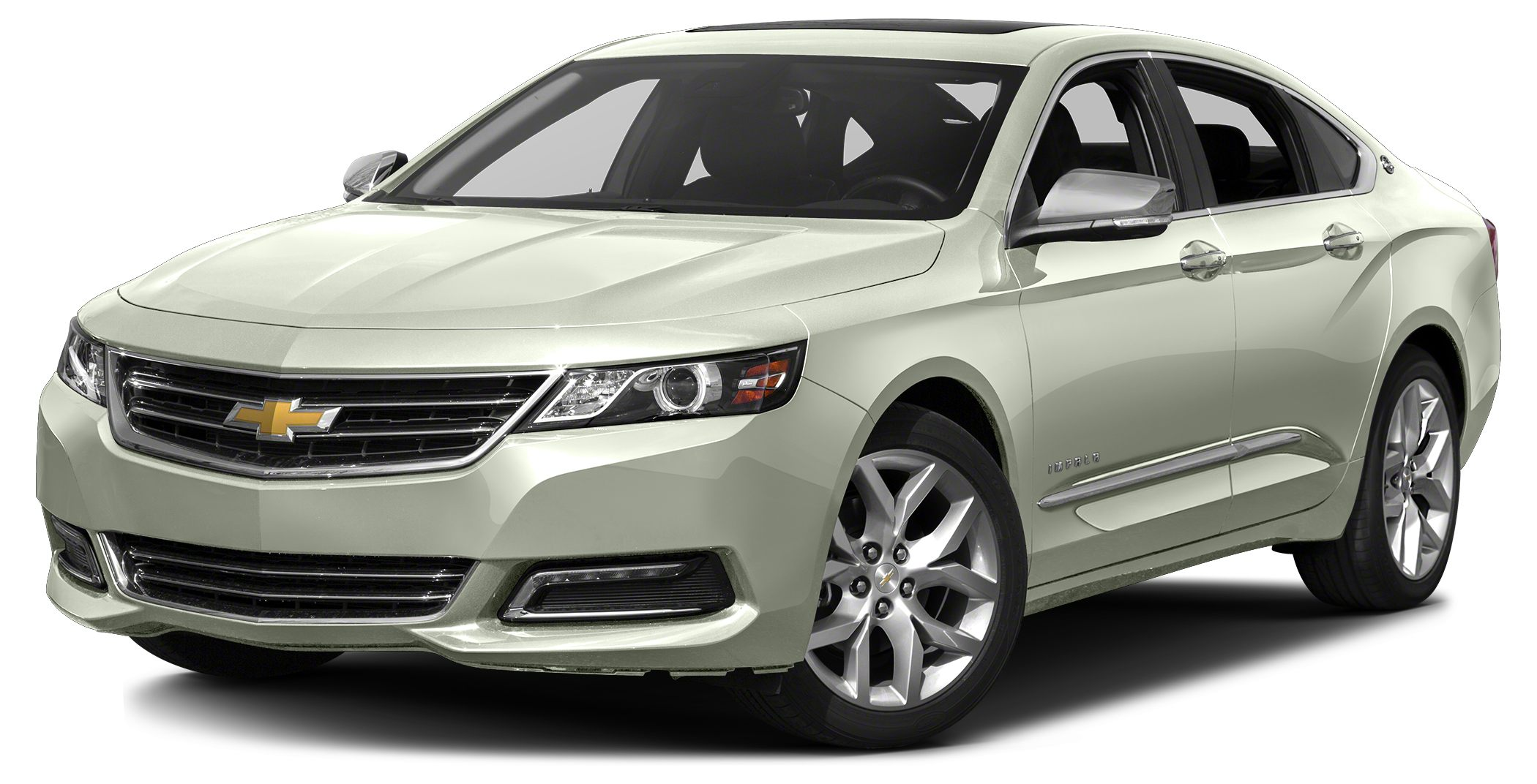 2017 Chevrolet Impala 2LZ The 2017 Chevrolet Impala has something for everyone Including a spacio