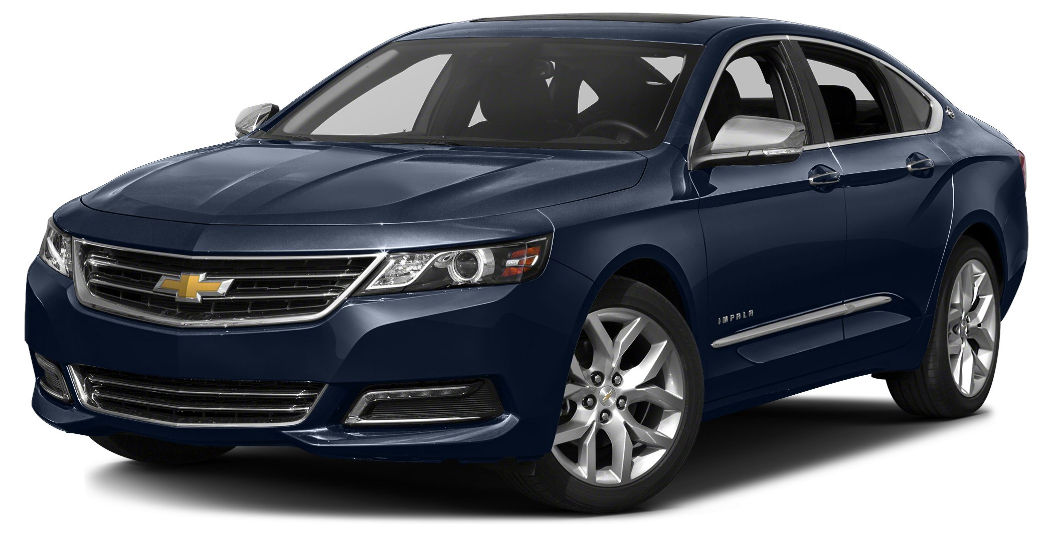 2016 Chevrolet Impala LTZ w2LZ Get away in this 2016 Chevrolet Impala LTZ and experience a one-of