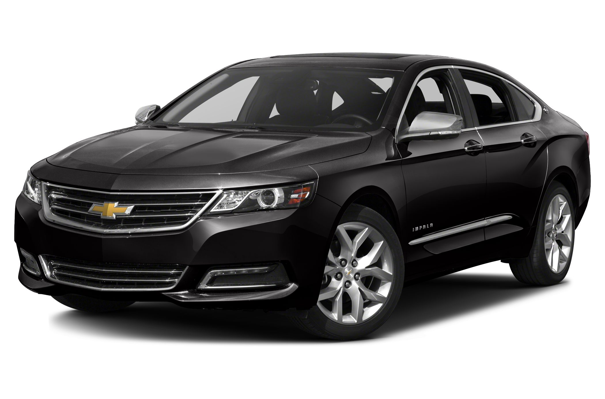 2015 Chevrolet Impala LT w2LT Vehicle Options ABS Brakes Front Power Lumbar Support Steering Whee