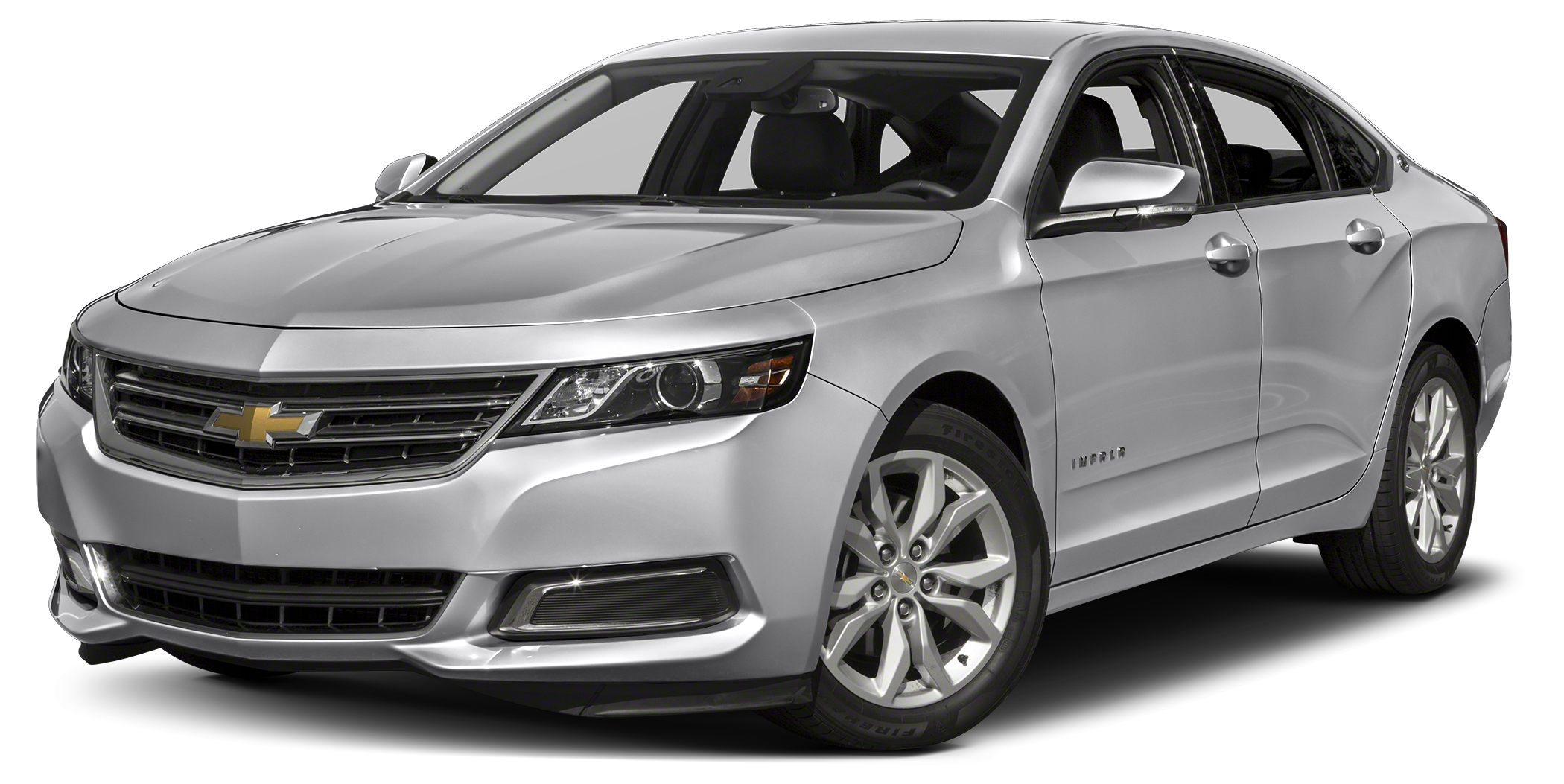 2016 Chevrolet Impala LT w2LT Never worry on the road again with anti-lock brakes traction contr