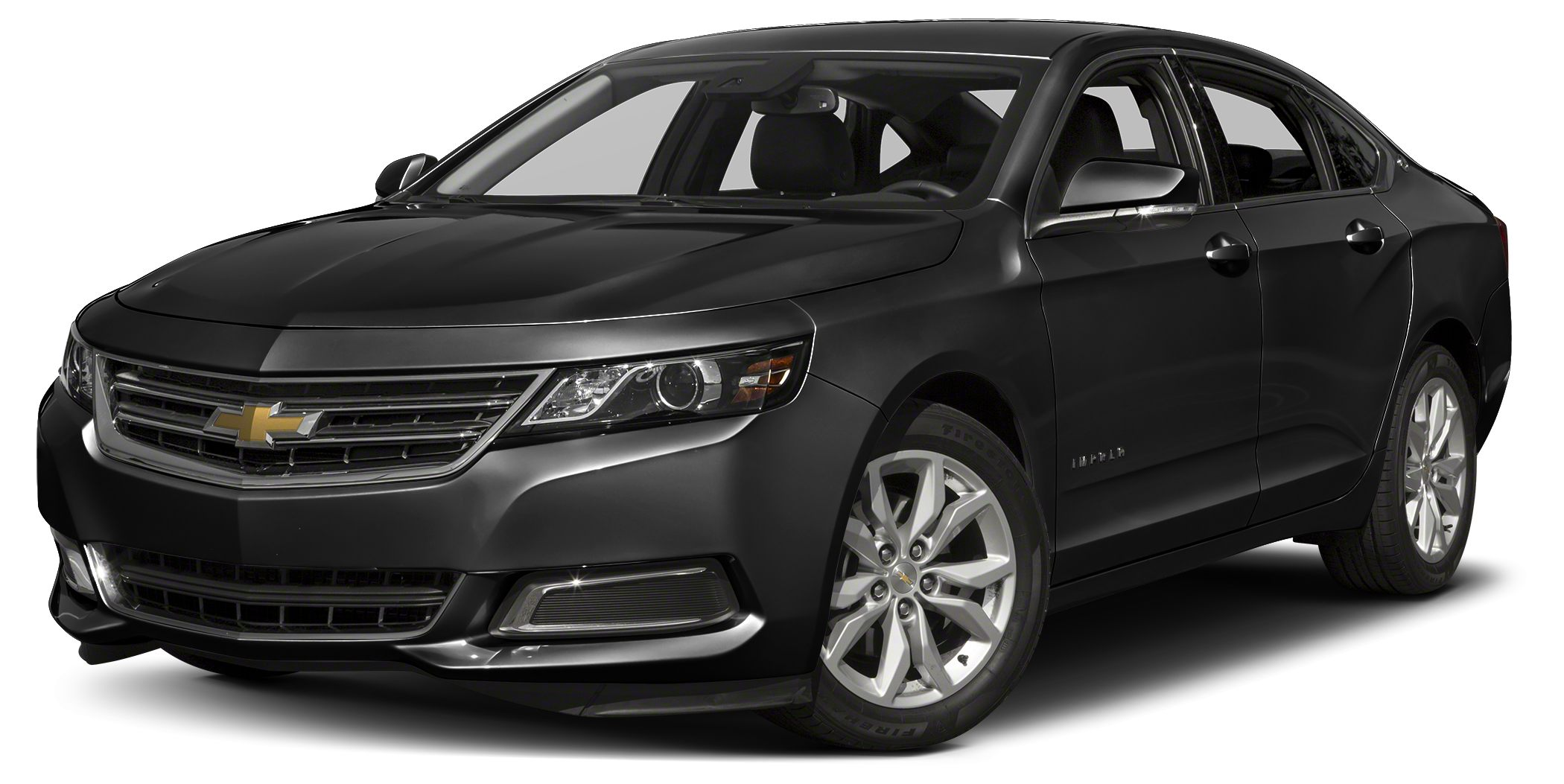 2016 Chevrolet Impala LT w2LT Look forward to long road trips with anti-lock brakes traction con