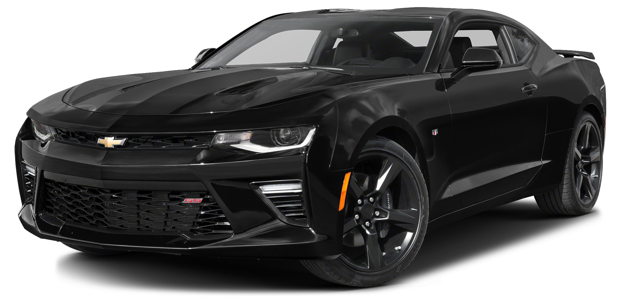 2018 Chevrolet Camaro SS w2SS Heated Leather Seats Sunroof TRANSMISSION 8-SPEED AUTOMATIC SUN