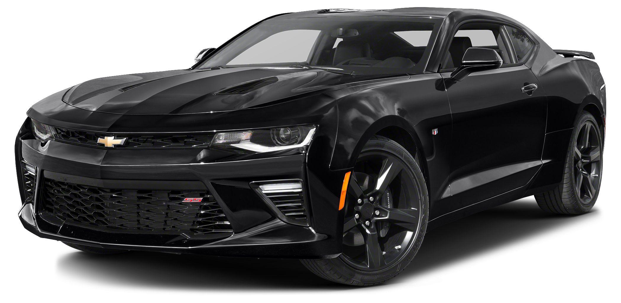 2018 Chevrolet Camaro SS w1SS Miles 0Color Mosaic Black Metallic Stock VXBF5R VIN 1G1FE1R78