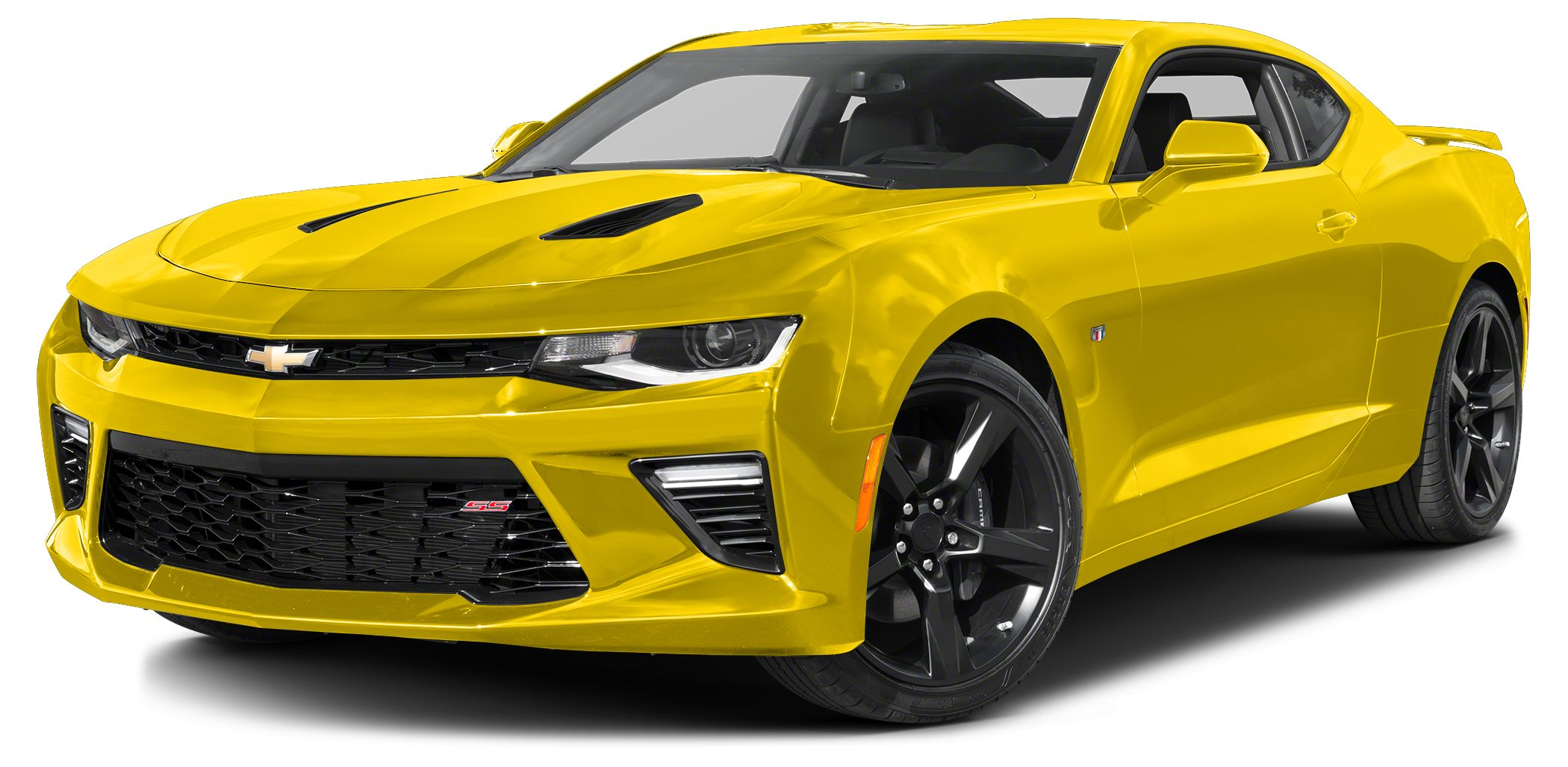 2017 Chevrolet Camaro SS w1SS Miles 0Color Bright Yellow Stock 171309 VIN 1G1FE1R70H0192347