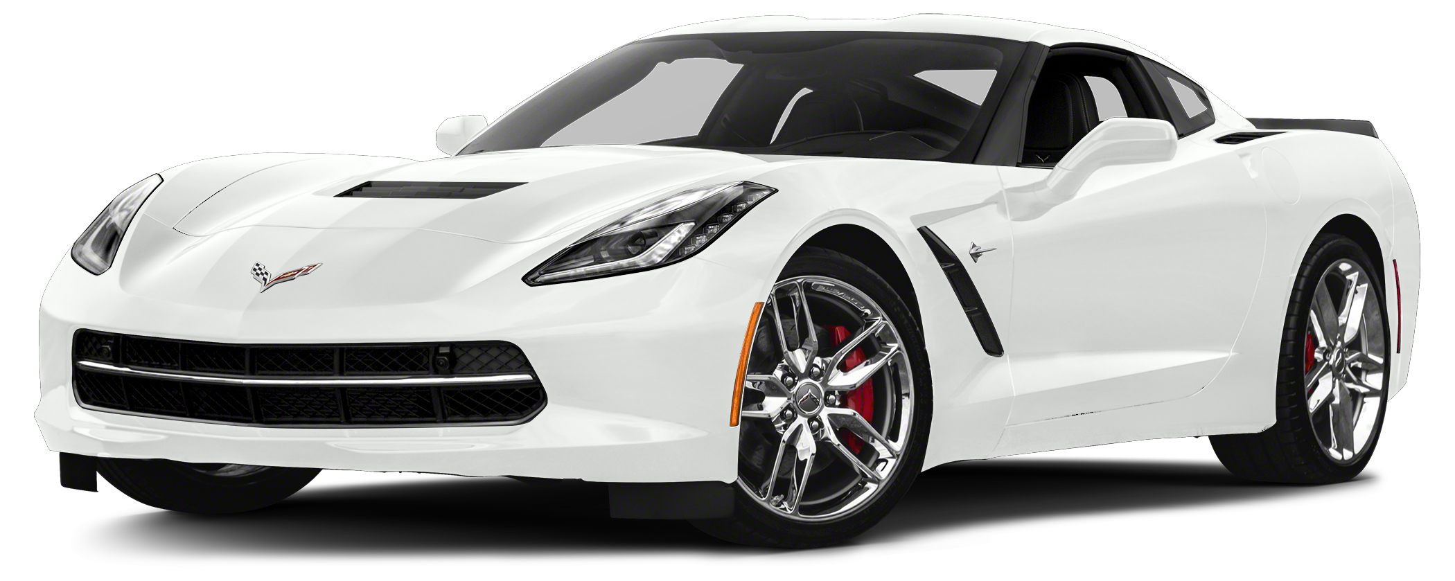 2018 Chevrolet Corvette Stingray Z51 7310 off MSRP ABS brakes Alloy wheels Compass Electroni