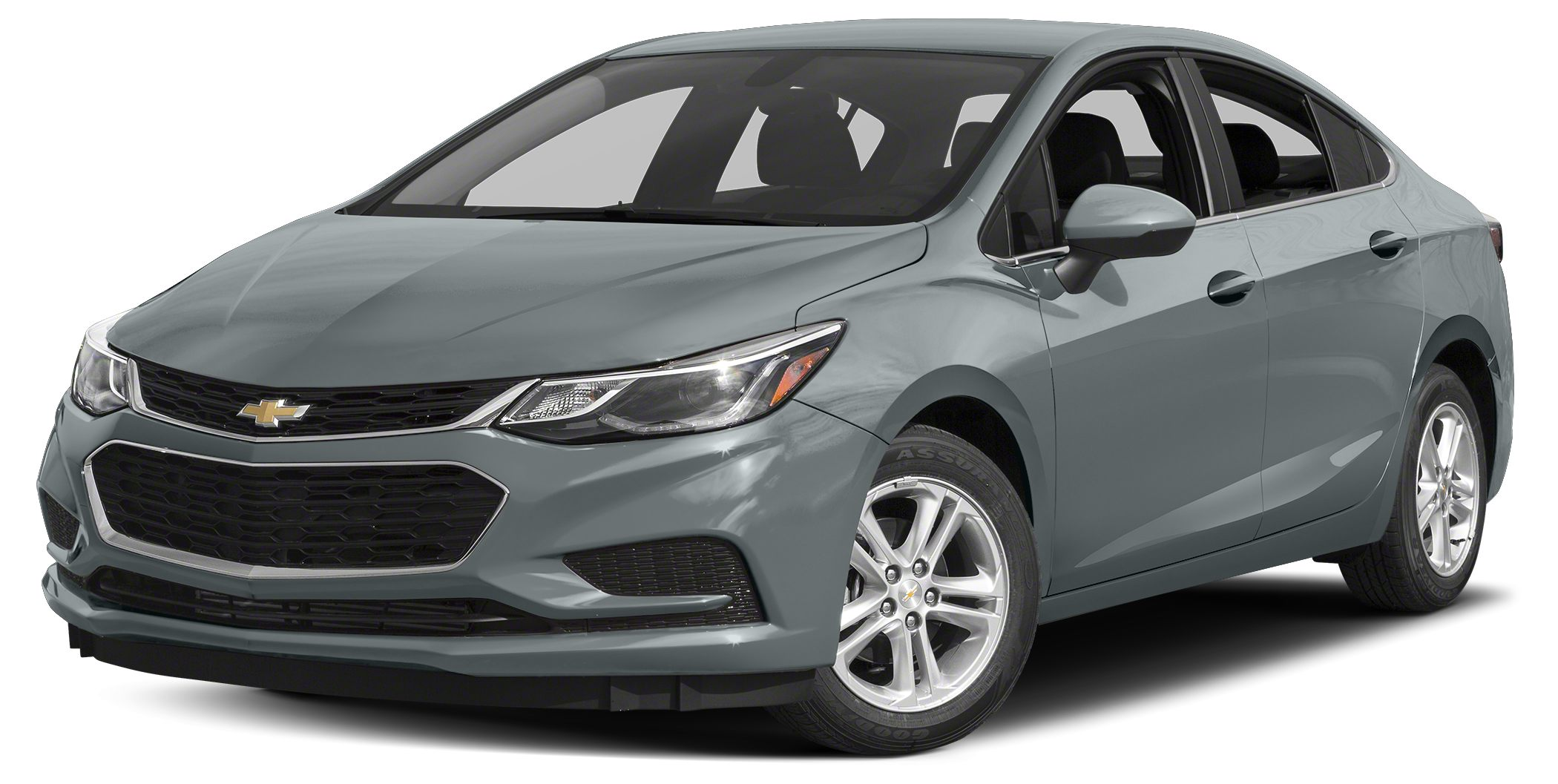 2016 Chevrolet Cruze LT Youve never felt safer than when you cruise with anti-lock brakes a back