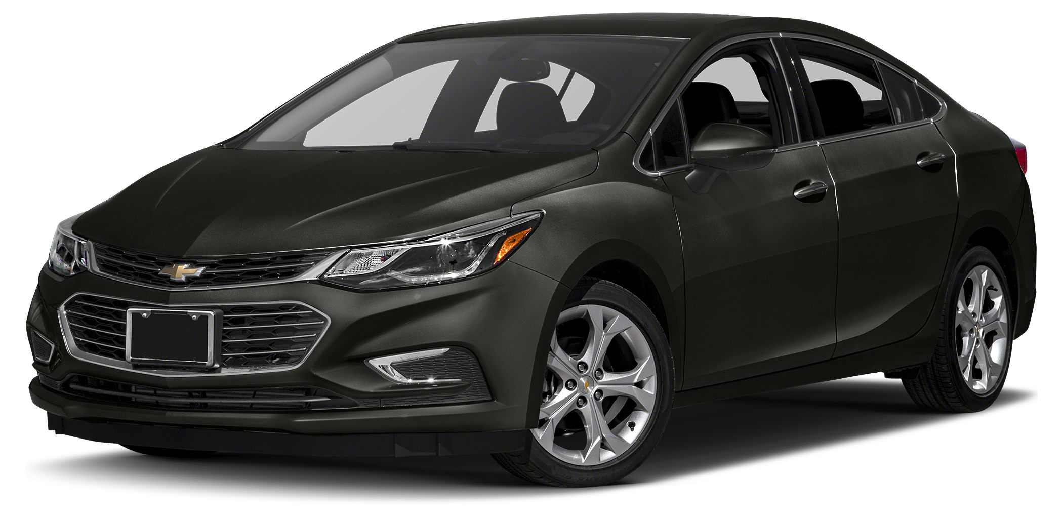 2017 Chevrolet Cruze Premier Enhanced Convenience Package 110-Volt Power Outlet Heated Rear Outb