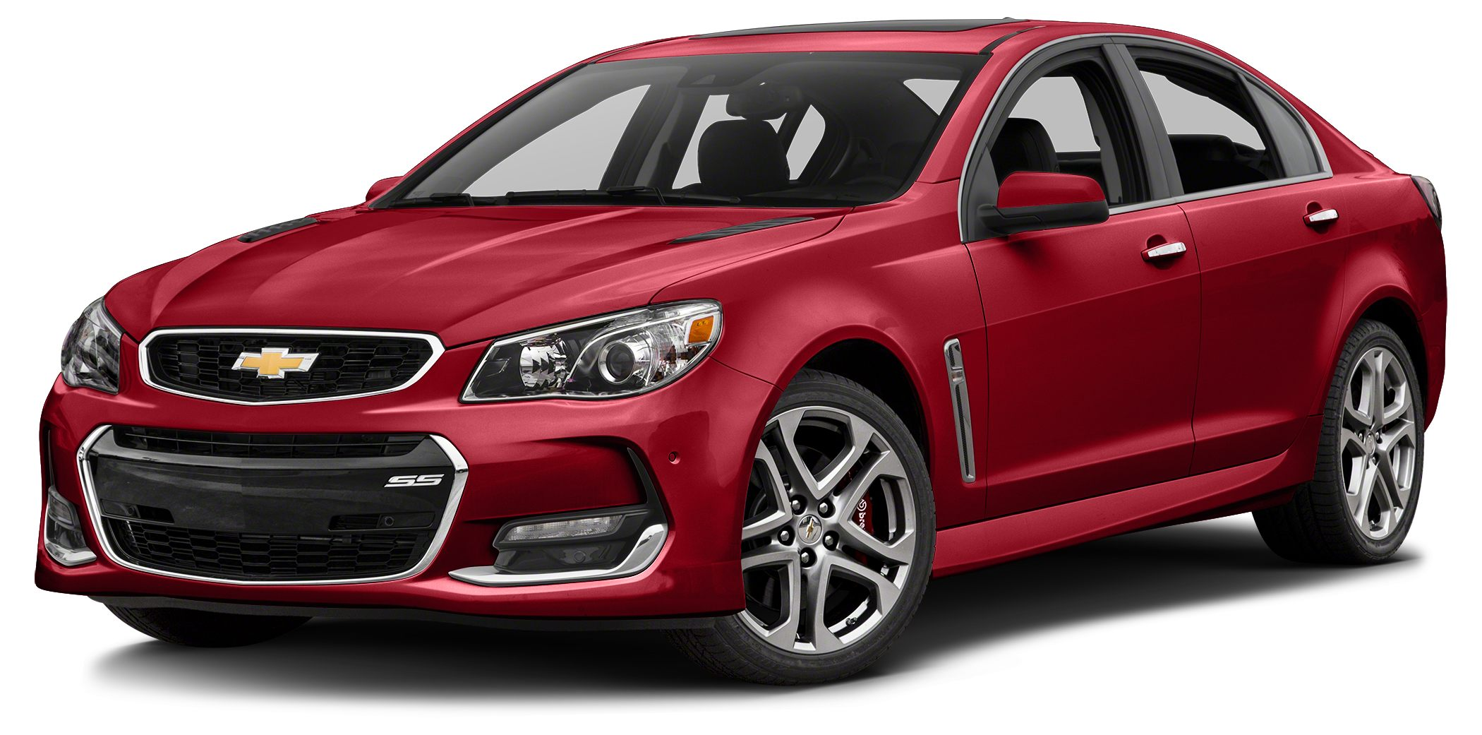 2017 Chevrolet SS Base 2017 Chevrolet SS Miles 3Color Red Stock 17269 VIN 6G3F15RW8HL301382
