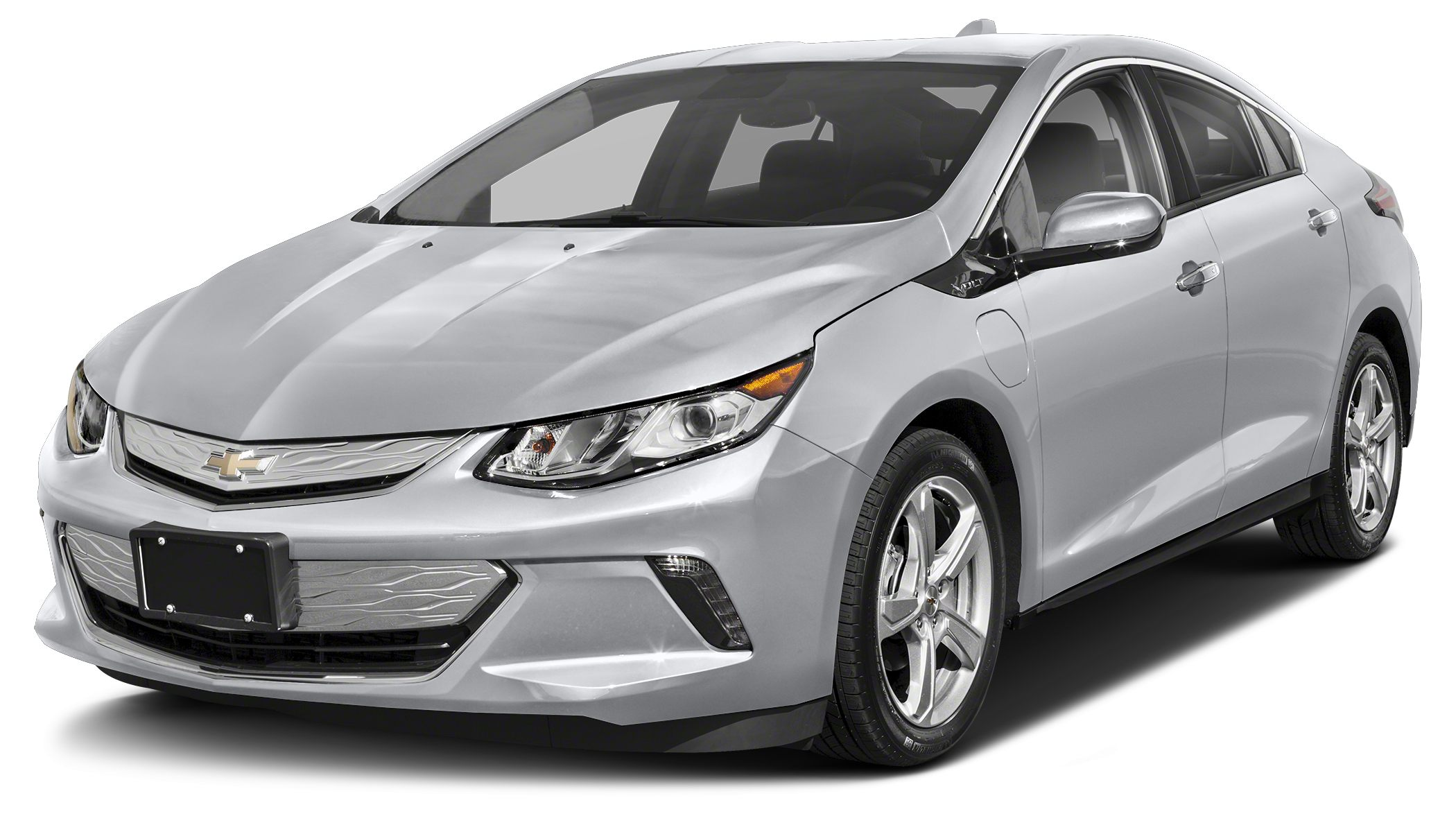 2017 Chevrolet Volt Premier Form meets function in Volt It starts with a sleek and sporty redesig