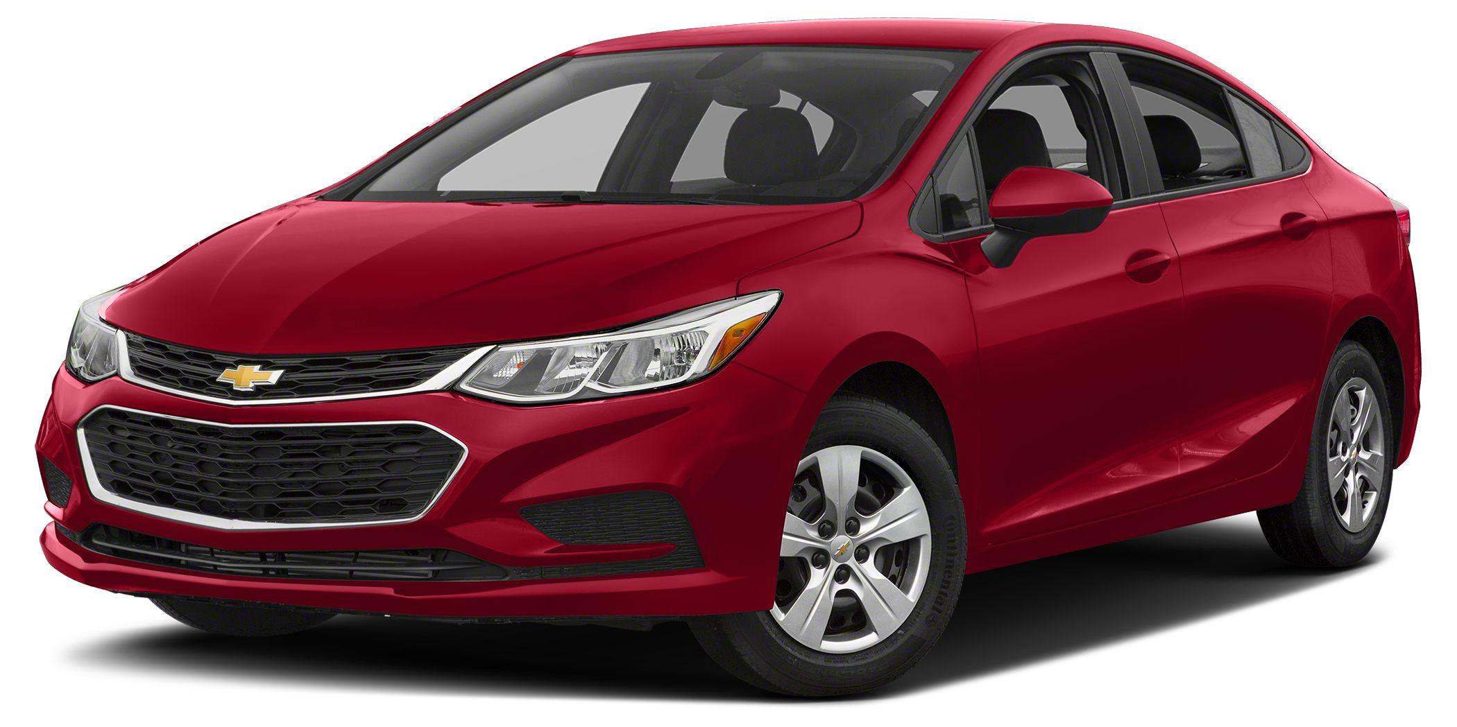 2018 Chevrolet Cruze LS Miles 0Color Red Hot Stock VSKT9T VIN 1G1BC5SM4J7163832