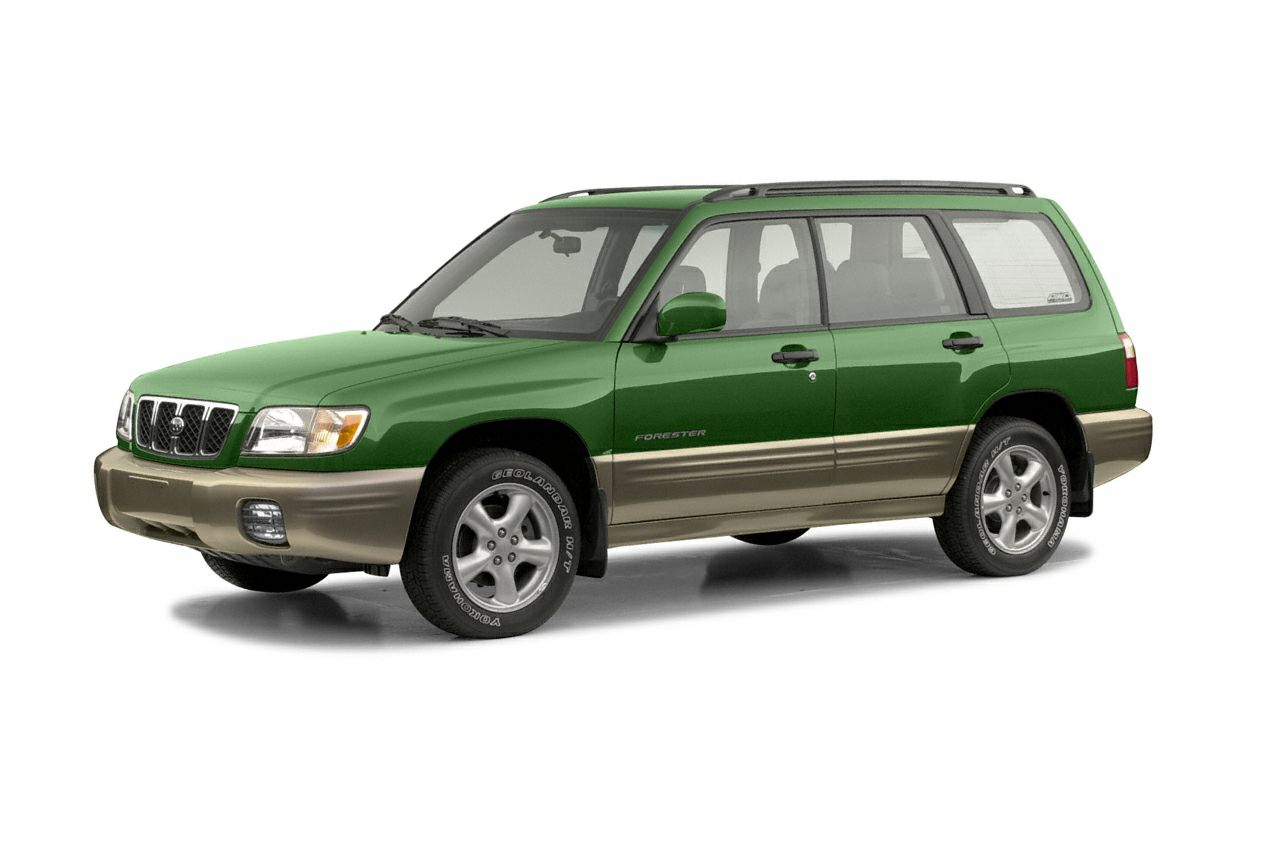 2002 Subaru Forester L  WHEN IT COMES TO EXCELLENCE IN USED CAR SALESYOU KNOW YOURE AT STAR