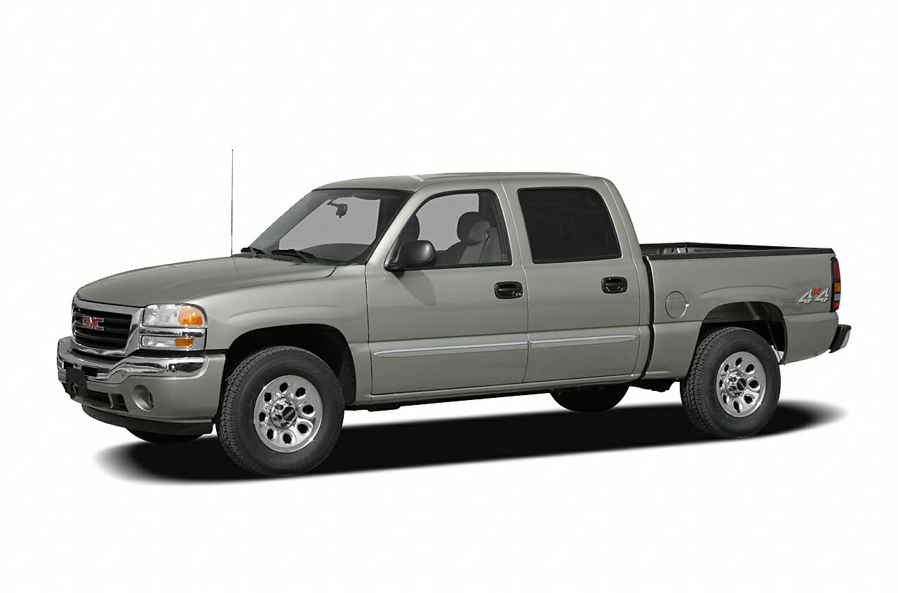 2006 GMC Sierra 1500  This is the vehicle for you if youre looking to get great gas mileage on yo