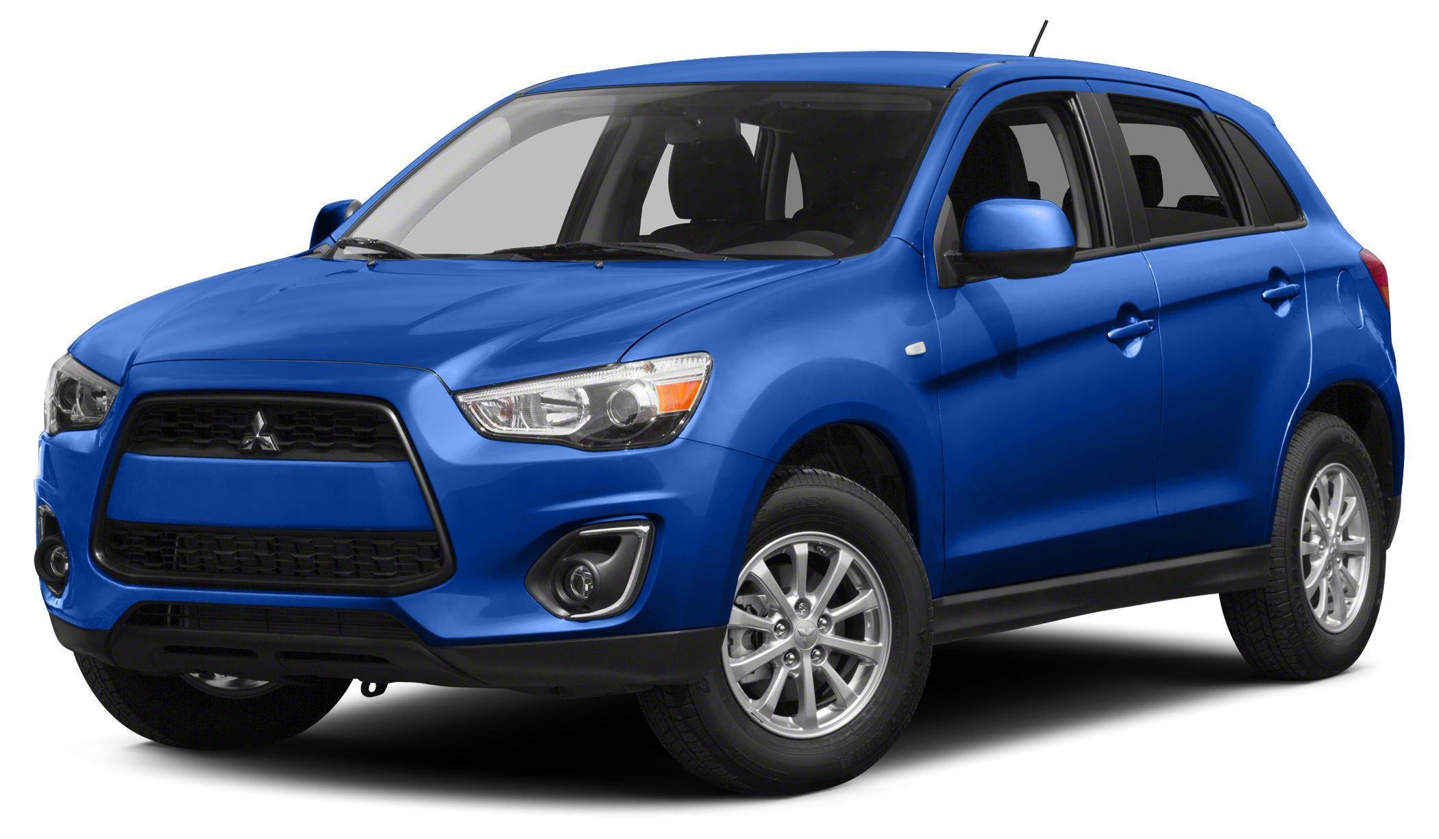 2015 Mitsubishi Outlander Sport ES This 2015 Mitsubishi Outlander Sport ES might be just the crosso