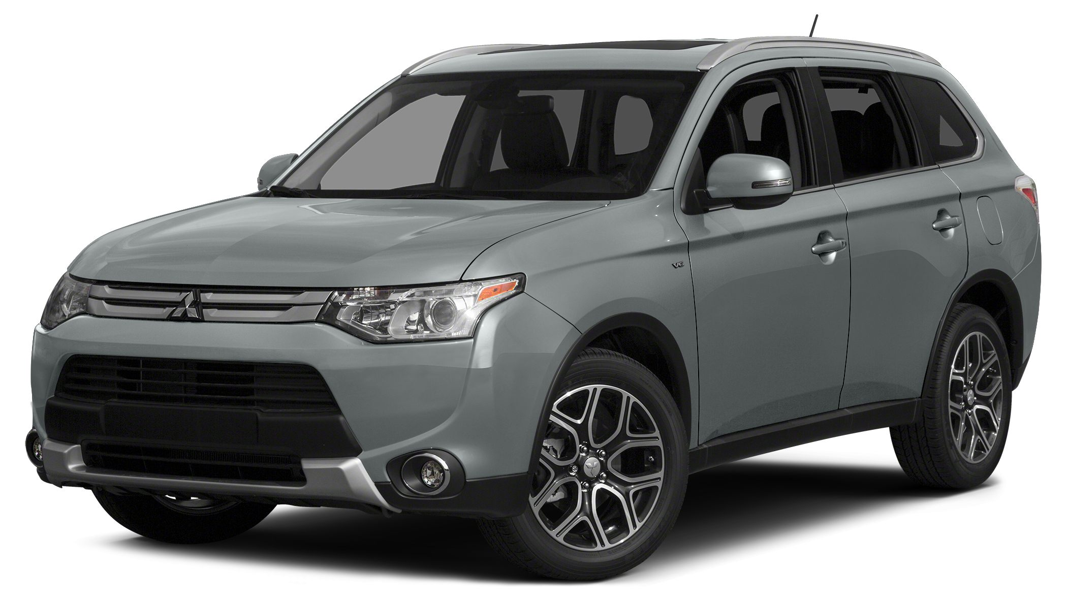 2015 Mitsubishi Outlander SE CARFAX 1-Owner -Bluetooth -Auto Climate Control -Fog Lights -Front W