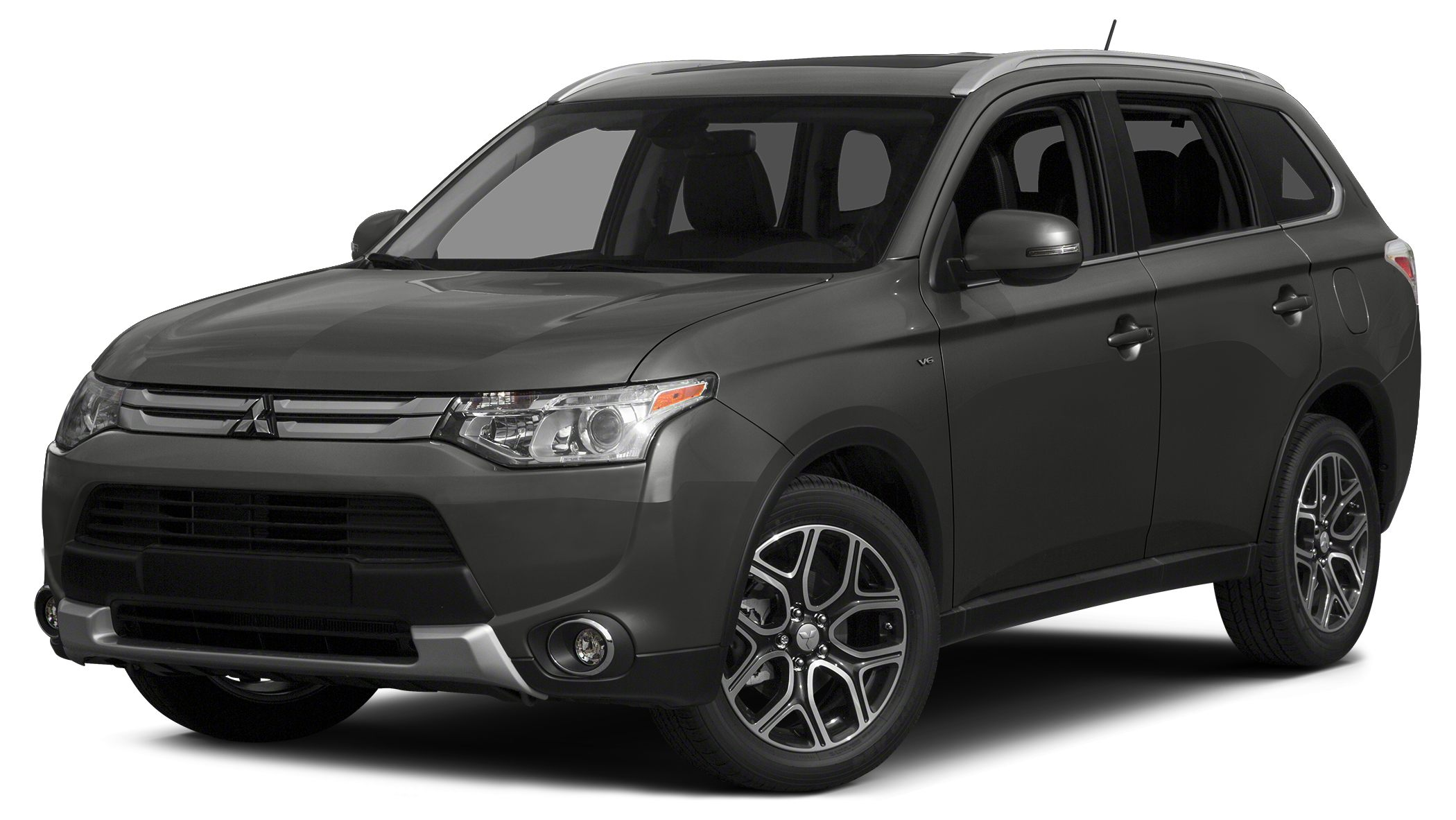 2015 Mitsubishi Outlander SE You cant go wrong with this amazing 2015 Mitsubishi Outlander SE whic