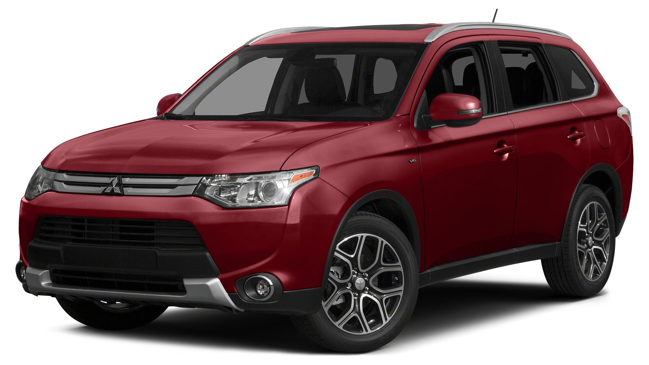 2015 Mitsubishi Outlander SE Mp3 and traction control make this 2015 Mitsubishi Outlander SE one lu