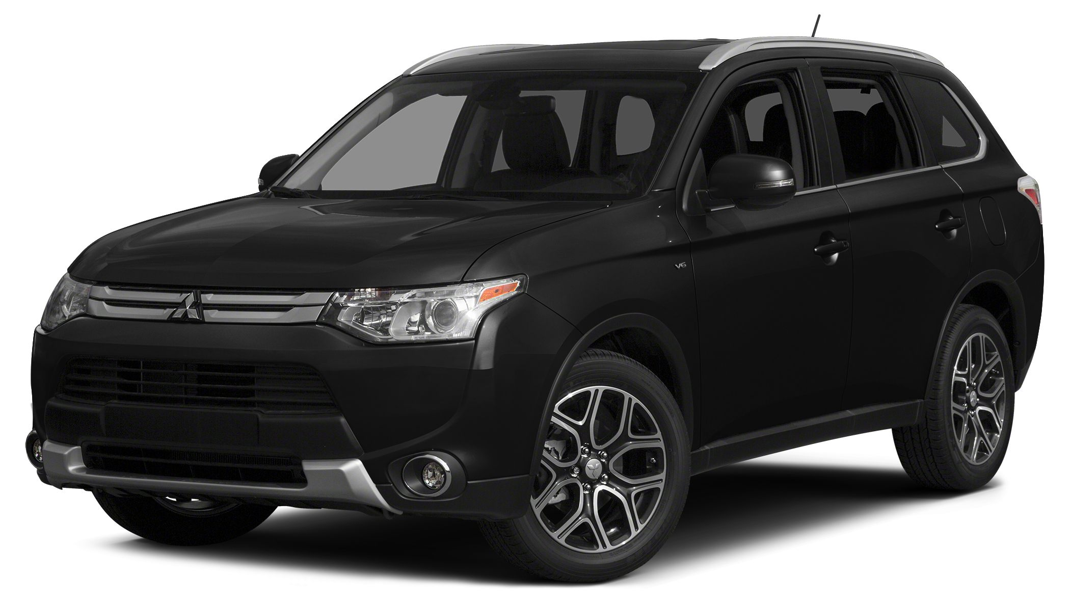 2015 Mitsubishi Outlander GT In this amazing 2015 Mitsubishi Outlander GT your experience will al