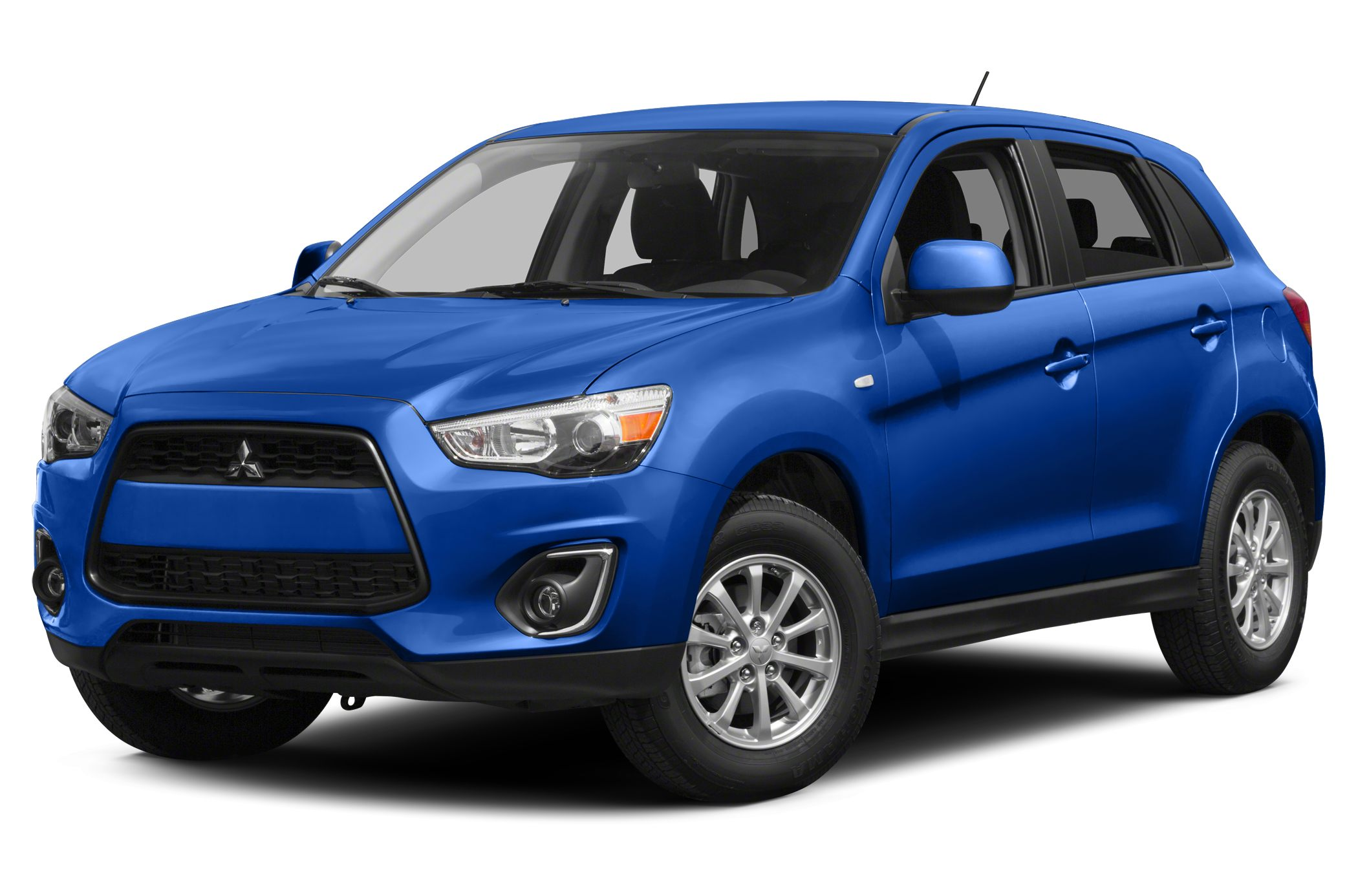 2015 Mitsubishi Outlander Sport ES CARFAX One Owner 4WD Only one previous owner Single owner ca