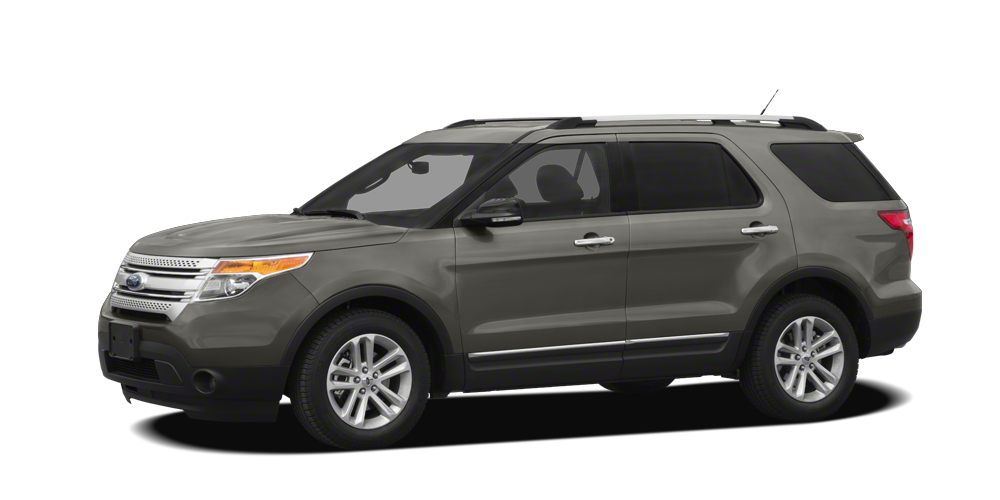 2011 Ford Explorer XLT Miles 22489Color Gray Stock L8895Z VIN 1FMHK8D88BGA36875