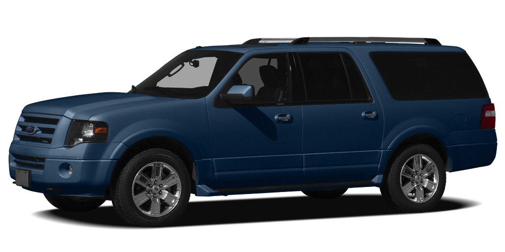 2011 Ford Expedition EL  4WD Flex Fuel Dont let the miles fool you All Credit Approved