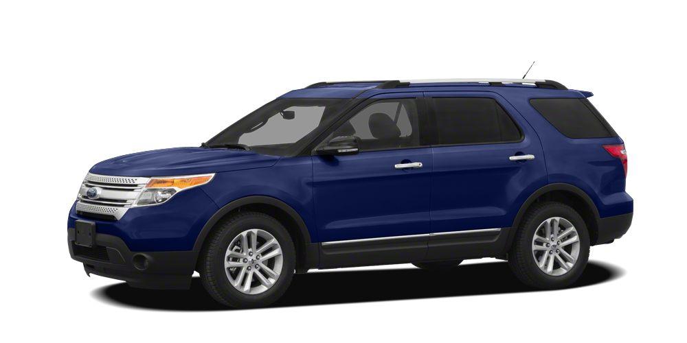 2011 Ford Explorer XLT Miles 75969Color Blue Stock BGA79784 VIN 1FMHK7D88BGA79784
