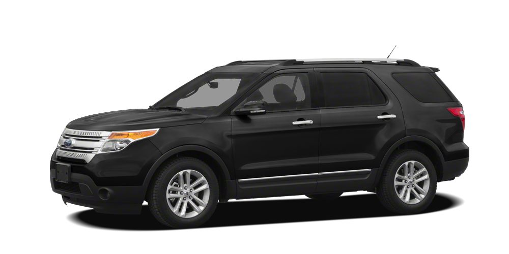 2011 Ford Explorer XLT Easily practice safe driving with anti-lock brakes parking assistance tra