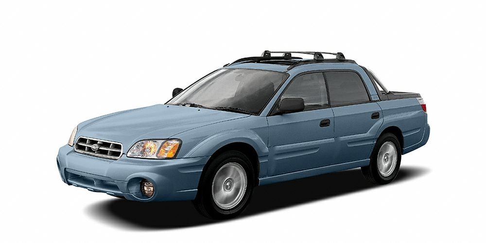 2006 Subaru Baja Sport Miles 144280Color Atlantic Blue Pearl Stock 67106941 VIN 4S4BT62C0671