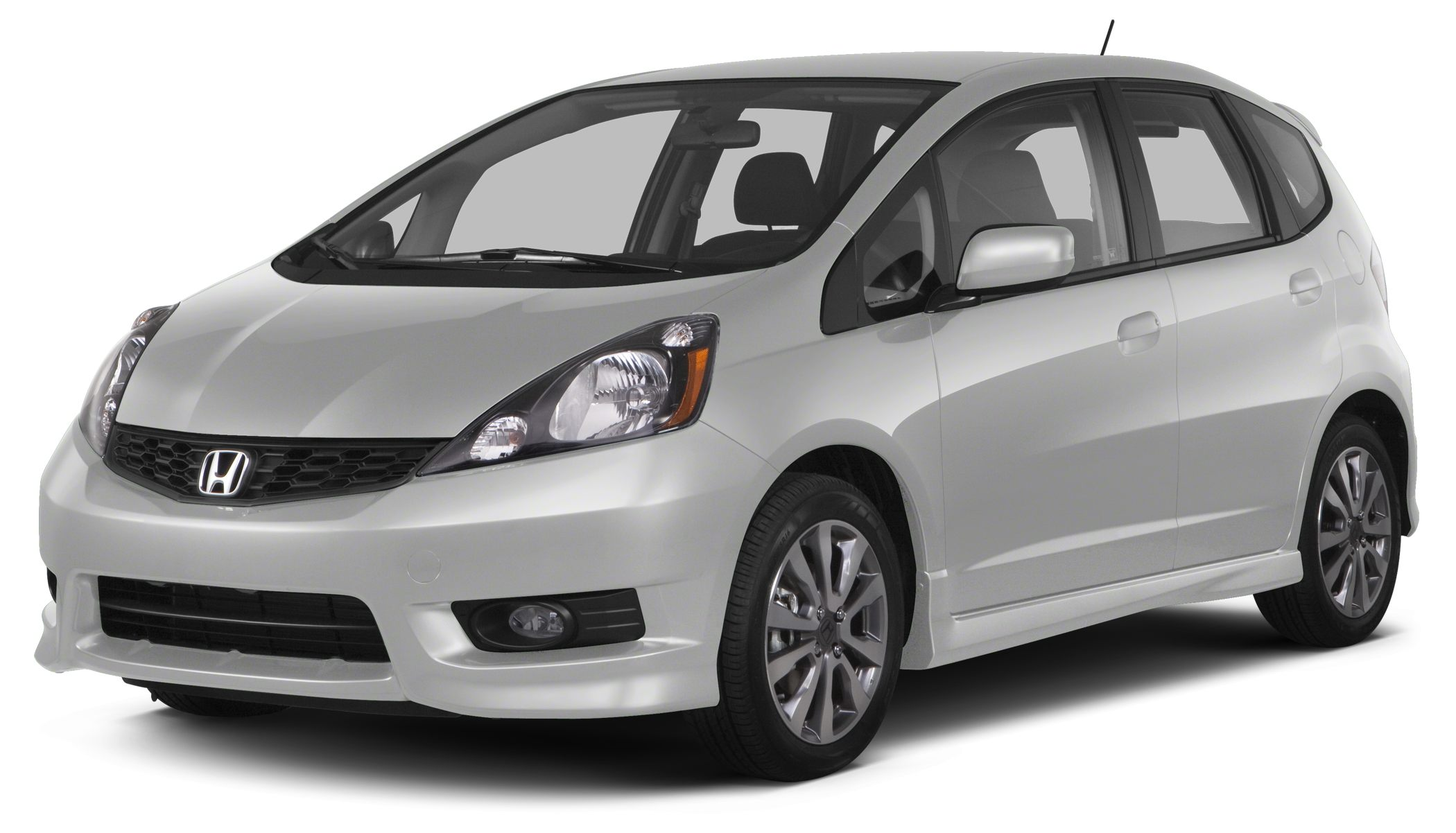 2013 Honda Fit Sport Indicators are idiot-proof So roomy passengers travel cage-freeYour quest
