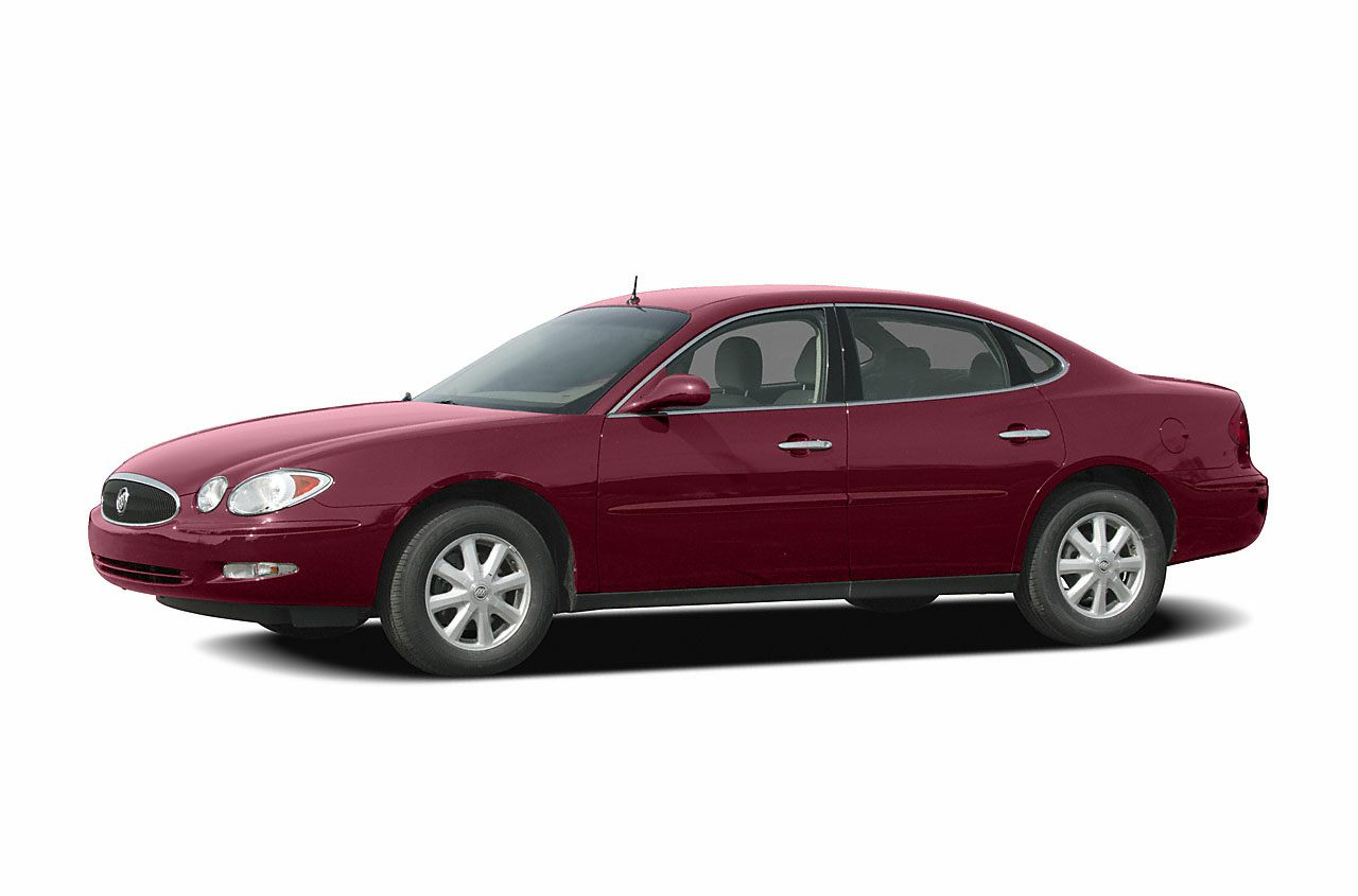 2005 Buick LaCrosse CXL Look at this 2005 Buick LaCrosse CXL It has a Automatic transmission and