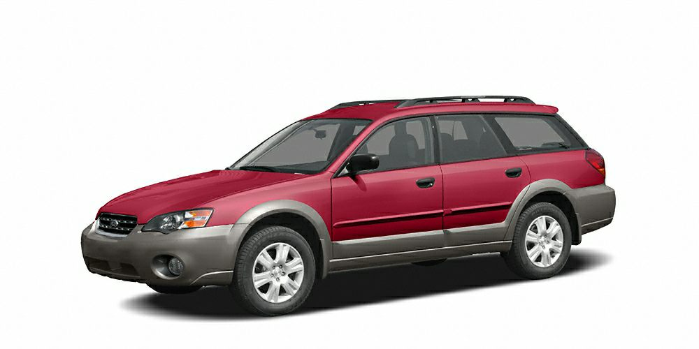 2005 Subaru Outback 25XT Limited Recent Arrival PANORAMIC MOONROOF PREMIUM STEREO D