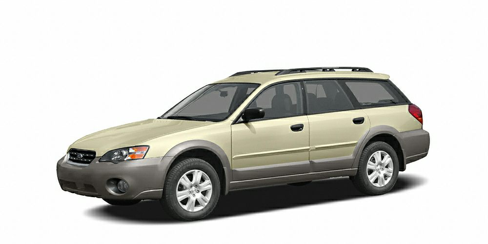 2005 Subaru Outback 25i Limited Miles 49627Color Champagne Gold Opal  Granite Gray Opal Stock