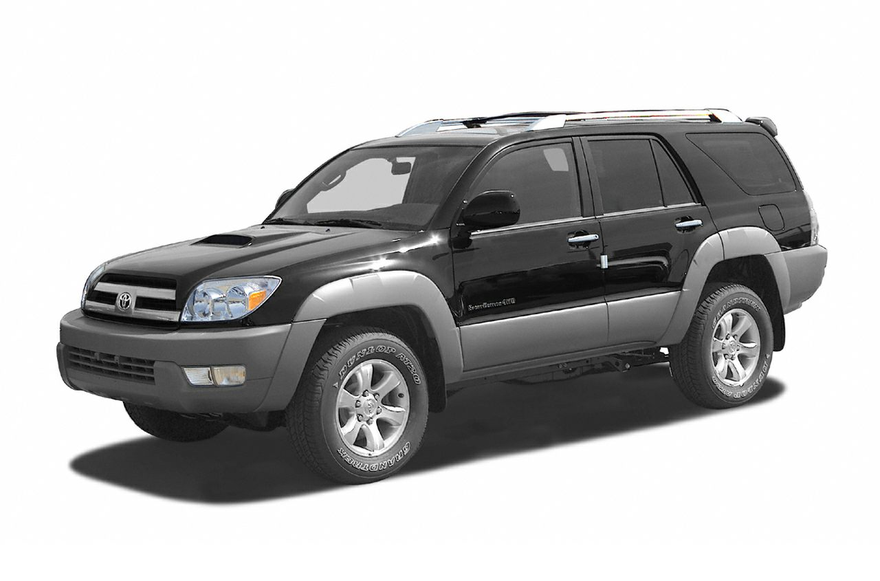 2005 Toyota 4Runner  FLORIDA VEHICLE SR5 PACKAGE 47L V8 ENGINE NO ACCIDENTS REPORTE