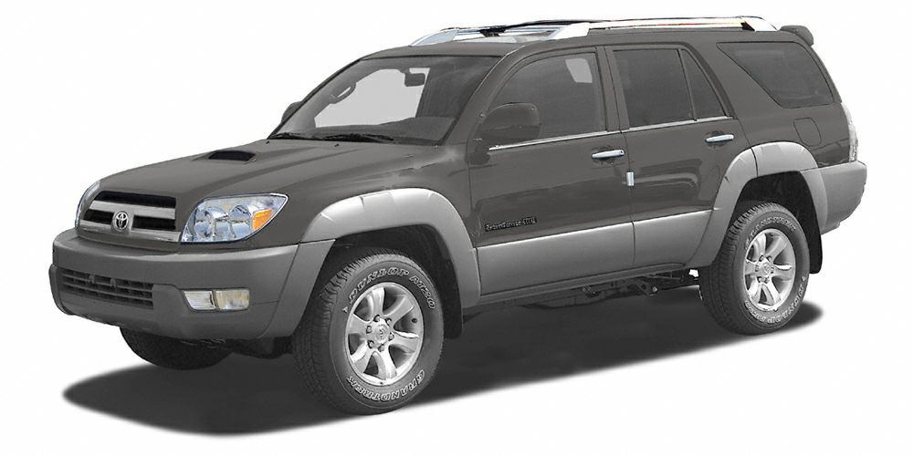 2003 Toyota 4Runner SR5 Grab a deal on this 2003 Toyota 4Runner before someone else takes it home