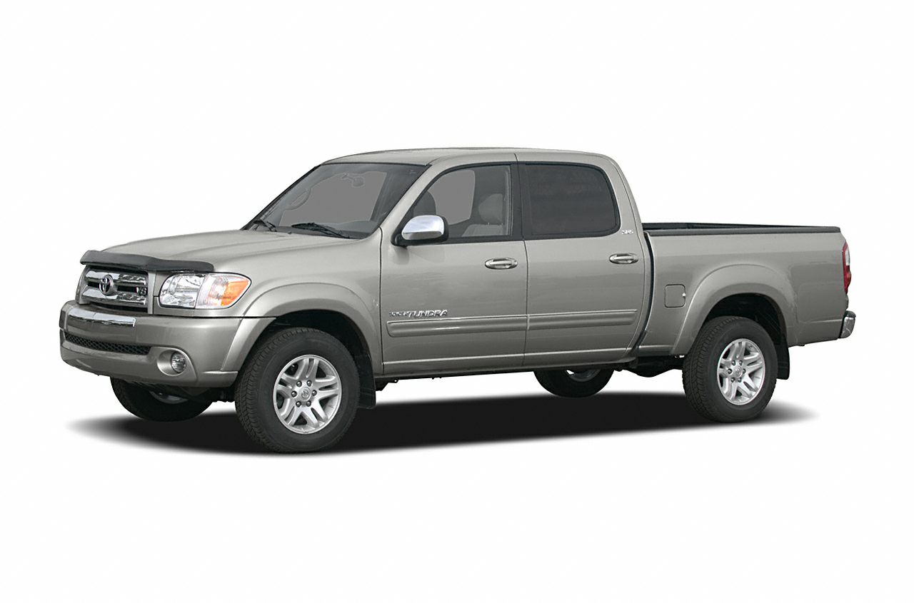 2006 Toyota Tundra SR5 ABS brakes and Low tire pressure warning Crew Cab 4WD Want to stretch you
