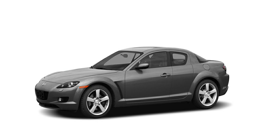 2004 Mazda RX-8 Base Color Titanium Gray Metallic Stock SB14876B VIN JM1FE173140115648