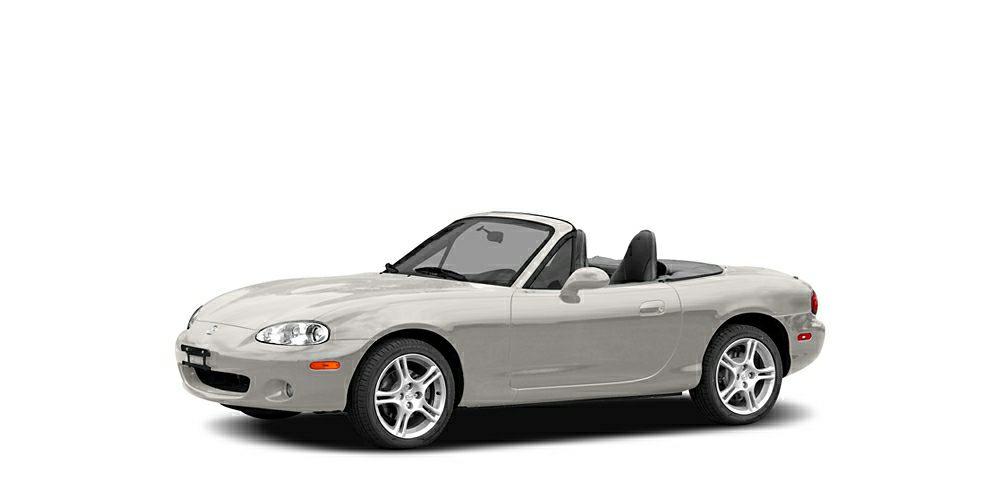 2004 Mazda Miata Cloth Win a deal on this 2004 Mazda MX-5 Miata LS before someone else snatches it