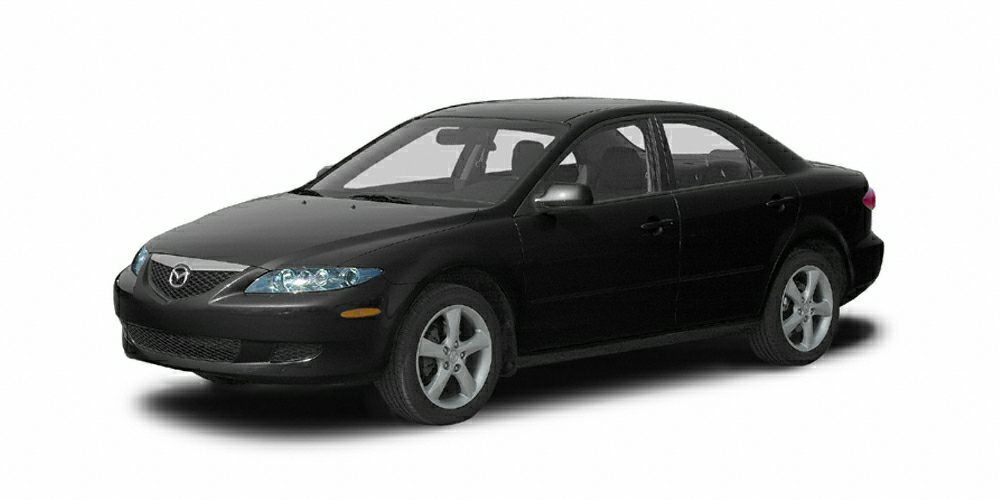 2004 Mazda MAZDA6 s Take a closer look at this 2004 Mazda 6 If you need the practicality of a mid