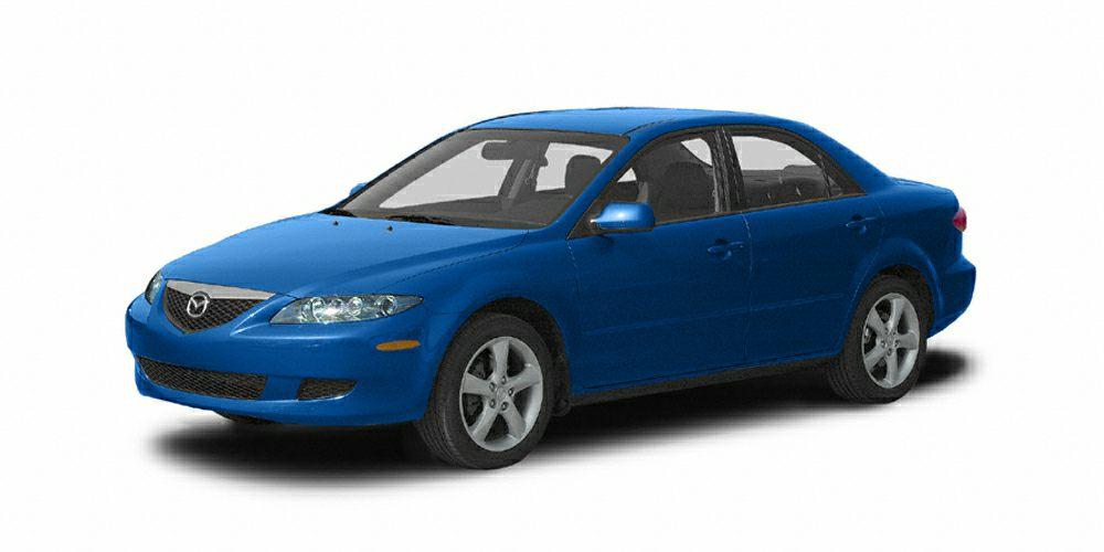 2004 Mazda MAZDA6 i  ONE PRICE STOP NO HASSLE NO HAGGLE CAR BUYING EXPERIENCE Miles 1