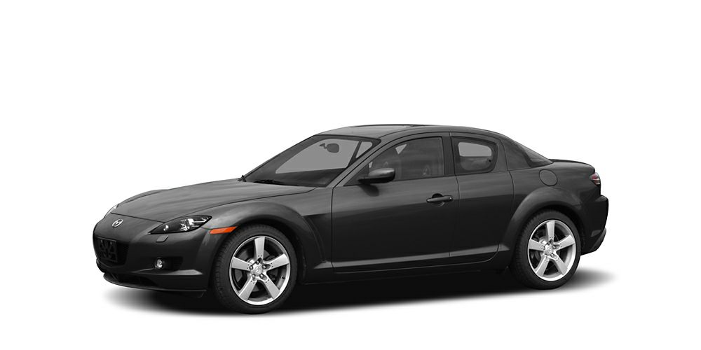 2004 Mazda RX-8 Base Look at this 2004 Mazda RX-8  It has a transmission and a Gas Rotary 13L80