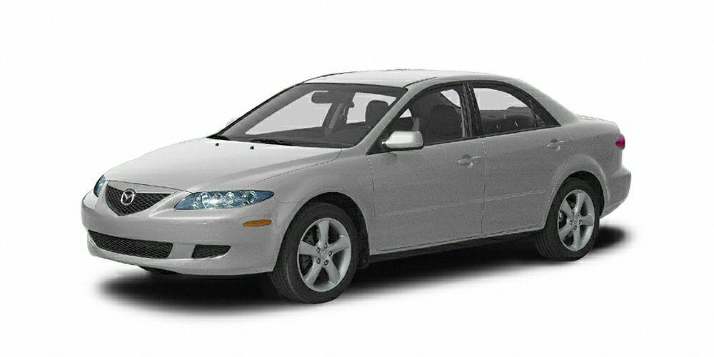 2004 Mazda MAZDA6 s Miles 159086Color Glacier Silver Metallic Stock NM0427A VIN 1YVHP80D945N7
