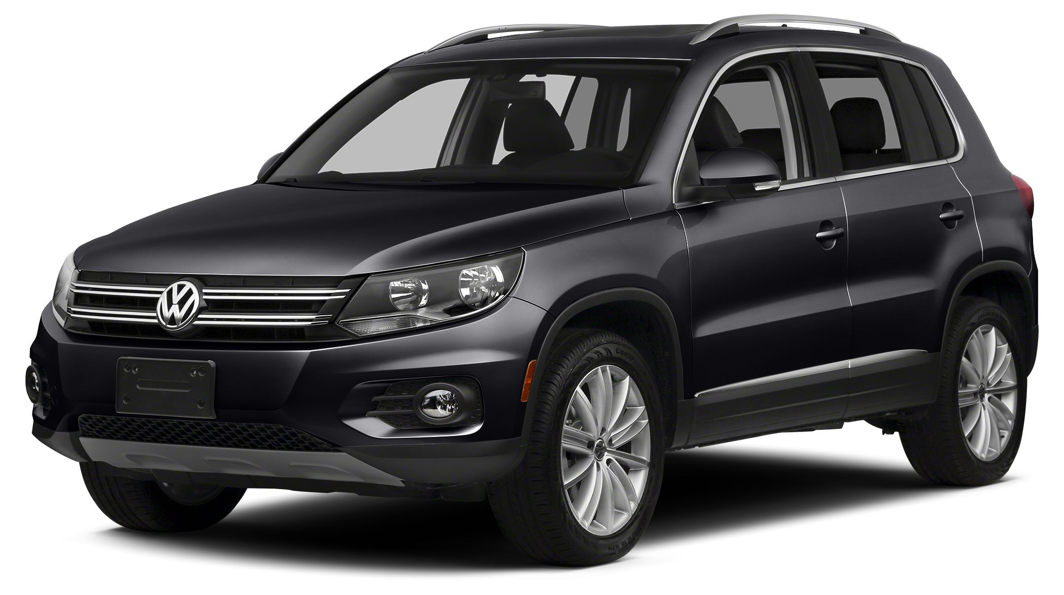 2013 Volkswagen Tiguan SEL 20L TSI AWD Heated front seats Navigation System and Power moonroo