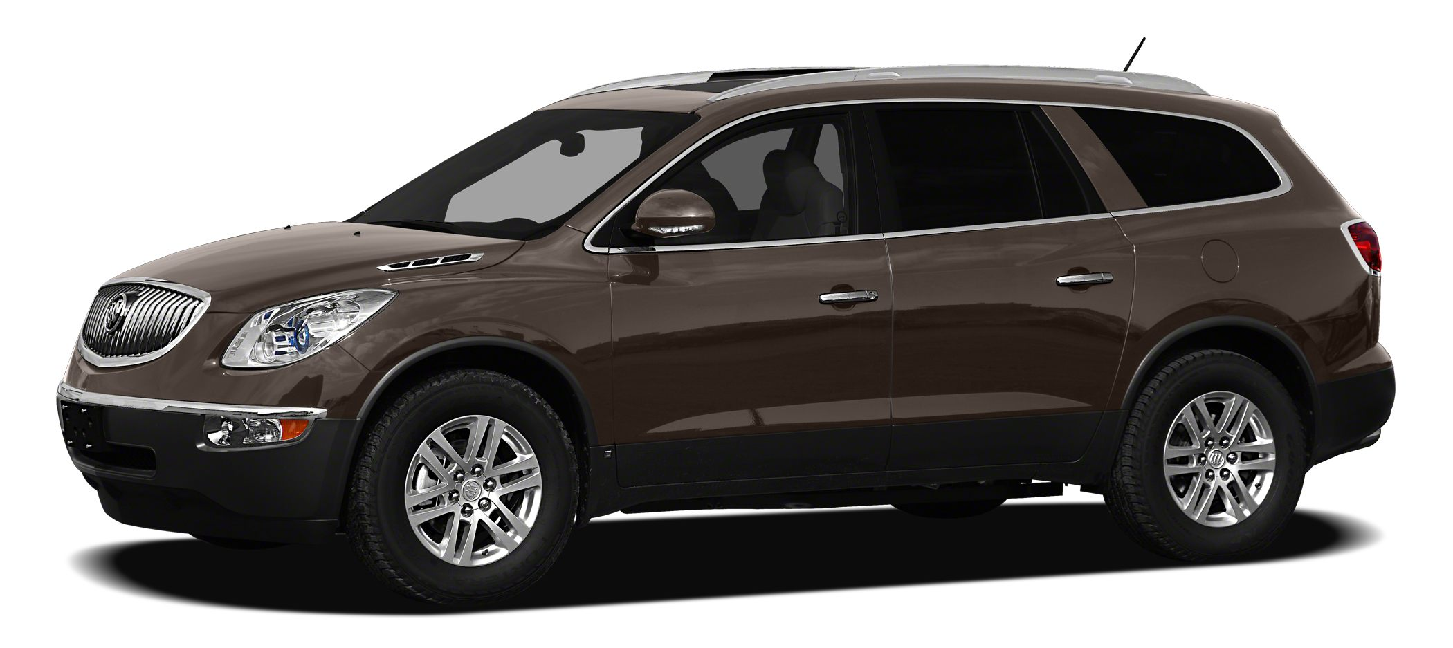 2012 Buick Enclave Leather Miles 33576Color Brown Stock 137406A VIN 5GAKRCED8CJ280780