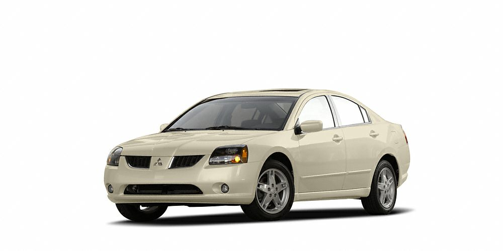 2006 Mitsubishi Galant ES Win a steal on this 2006 Mitsubishi Galant ES before someone else takes