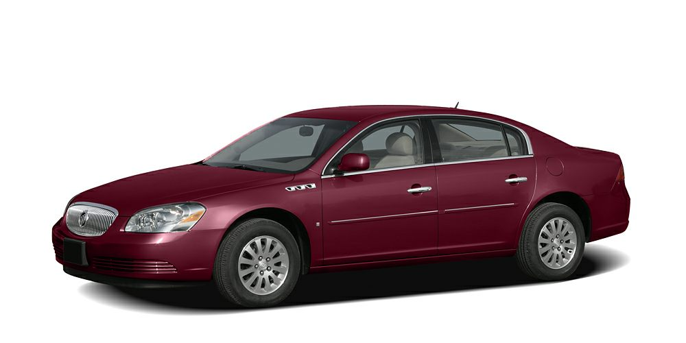 2006 Buick Lucerne CXL EPA 28 MPG Hwy19 MPG City Heated Leather Seats iPodMP3 Input Head Airb